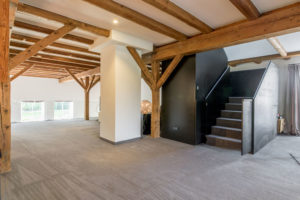 Treppe in einem Wohnhaus
